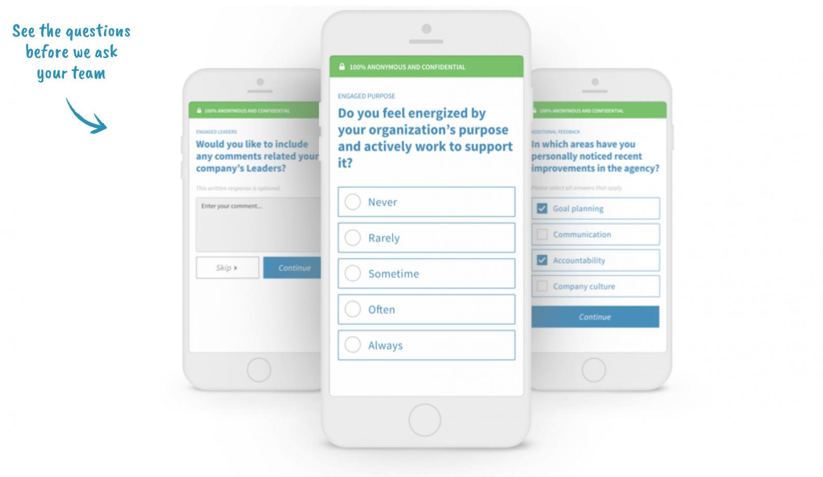 Survey Questions Mobile 1
