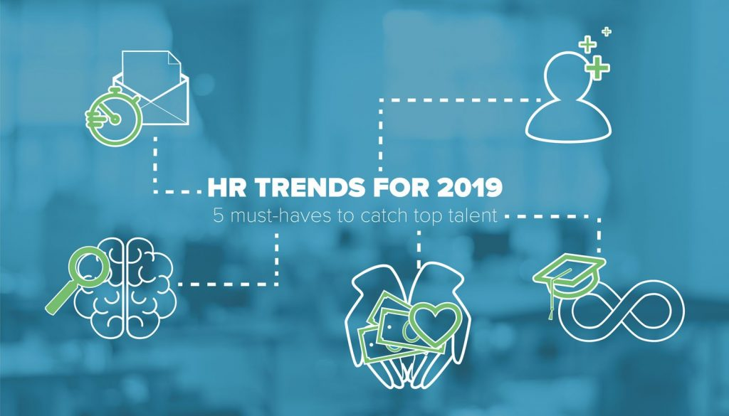 Hr Trends For 2019 5 Must Haves To Catch Top Talent