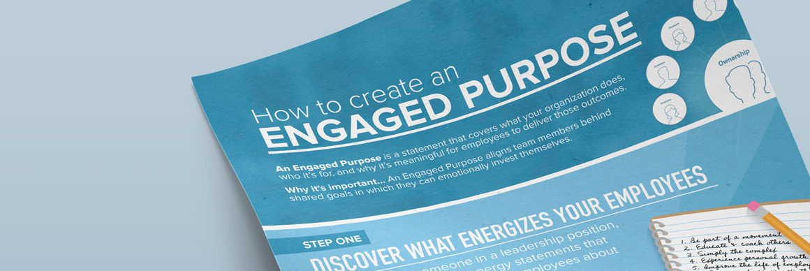How to Create an Engaged Purpose (Infographic)