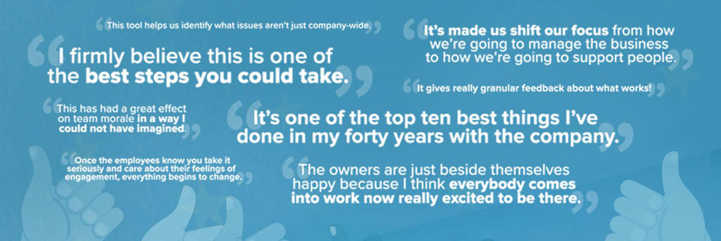 The Best Employee Engagement Quotes from Clients & Partners in 2018