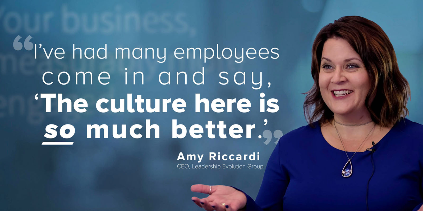 Partner Stories: Amy Riccardi