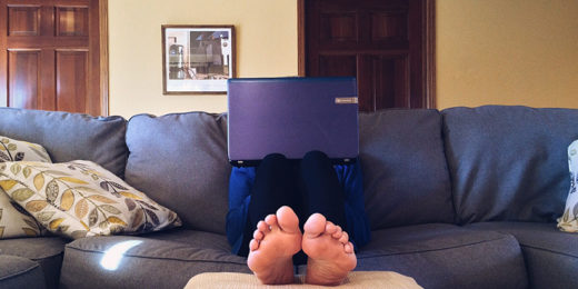 How to Maintain Productivity When Working From Home