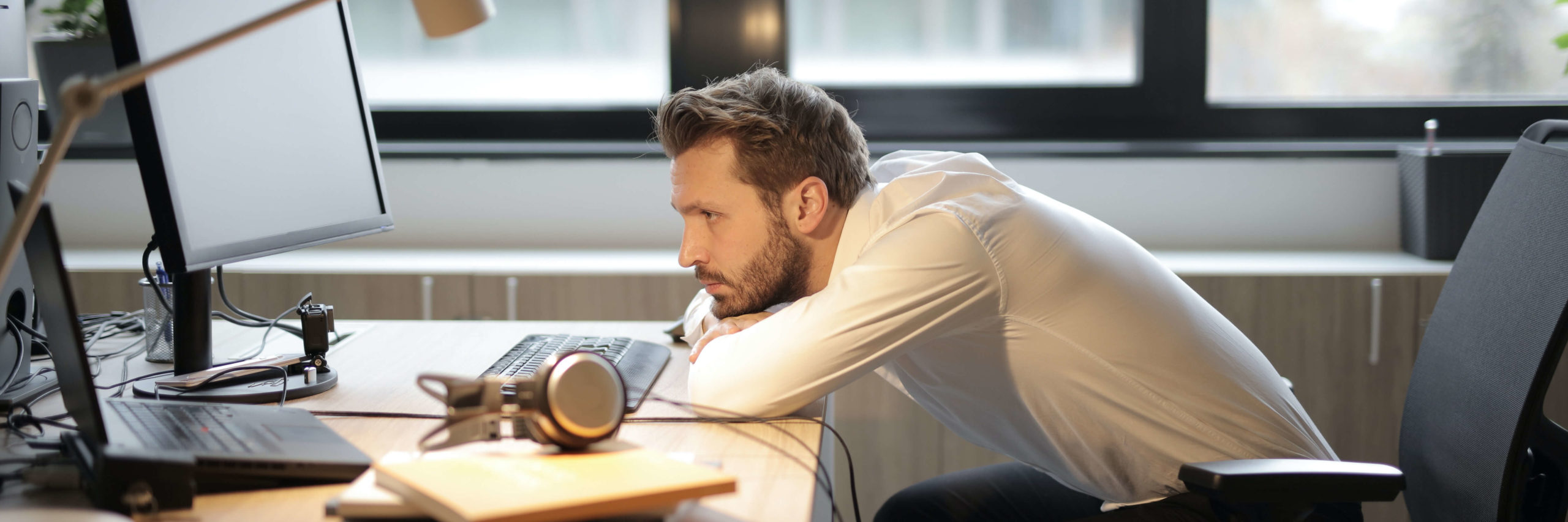 Employee Burnout & Disengagement vs. Exhaustion – When Time Off Doesn't Help