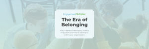 Belonging: The Small Step That's Actually a Quantum Leap
